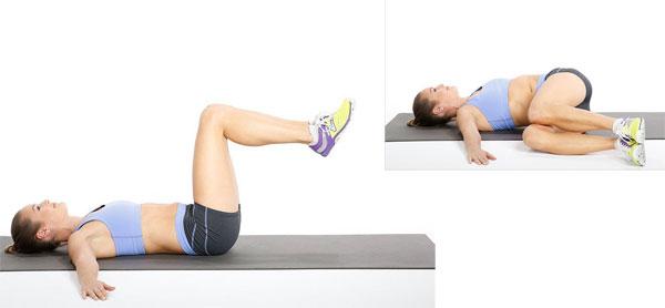 6 упражнений при ишиасе, разблокируем седалищный нерв.