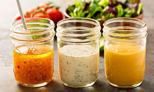 Выбор заправки для салата