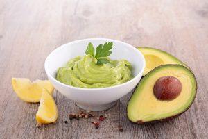 Заправка для салата из авокадо